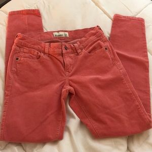 Old Navy Cords Size 4